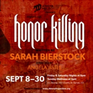 Athena Project Presents HONOR KILLING To Debut In Denver At The JCC Denver Photo