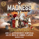 MADNESS XL Announces Plans for 40th Anniversary Year