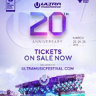 ULTRA Music Festival Announces 20th Anniversary Phase 2 Lineup Photo