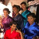 Photo Flash: The Ladies of CARMEN JONES Get Sultry in Silk and More Saturday Intermission Pics!