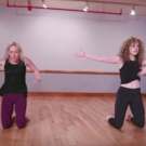 VIDEO: Alicia Albright and Ashlea Potts Dance to Shoshana Bean's 'Remember The Day'
