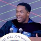 VIDEO: Leslie Odom, Jr. Delivers Carnegie Mellon Commencement Address