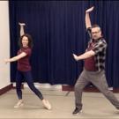 DANCE CAPTAIN DANCE ATTACK: Ben Takes On His Hardest Choreography Yet with ANASTASIA's Kristen Smith Davis!