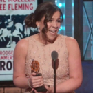 VIDEO: CAROUSEL's Lindsay Mendez Tearfully Accepts Tony Award Encouraging Others to b Photo