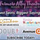 Farmers Alley Theatre Announces Lineup for Eleventh Season: AVENUE Q, A DOLL'S HOUSE  Photo