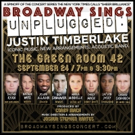 Jelani Alladin, Ben Fankhauser, and More to Feature In BROADWAY SINGS JUSTIN TIMBERLA Photo