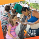 7TH ANNUAL HUB CITY SOUNDS Free Festival in New Brunswick 8/25 to 10/14
