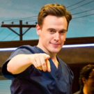 Photo Coverage: Erich Bergen Takes His First Bows In WAITRESS Photo