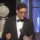 VIDEO: Watch Justin Peck's Accept the Best Choreography Tony Award for CAROUSEL Photo