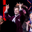 Photo Coverage: The Cast of SCHOOL OF ROCK Takes its Closing Night Curtain Call Photo