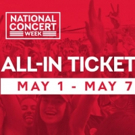 Live Nation Celebrates National Concert Week with $20 Tickets