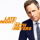 Scoop: Upcoming Guests on LATE NIGHT WITH SETH MEYERS, 1/29-2/4 on NBC