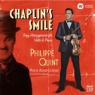Violinist Philippe Quint Releases Chaplin's Smile On Warner Classics, Feat. Joshua Be Video