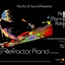 Peter Manning Robinson Returns for Dual Concerts at Vortex Immersion Dome This November