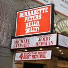 Up on the Marquee: HELLO, DOLLY! with Bernadette Peters! Photos