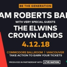 The SAM ROBERTS BAND To to Headline Global Citizen Live Vancouver