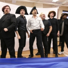 Photo Coverage: In Rehearsal With THE SCARLET PIMPERNEL Photo