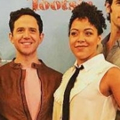 Photo Flash: The Cast And Creative Of TOOTSIE Pose For The Press In Chicago