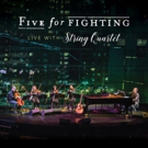 Five For Fighting to Release New Album 'Five For Fighting Live With String Quartet' Photo