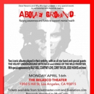 Dave Navarro & Billy Morrison, Along With Special Guests, To Present ABOVE GROUND In LA This April