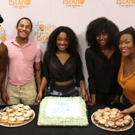 Photo Flash: ONCE ON THIS ISLAND Celebrates 300 Performances Photo