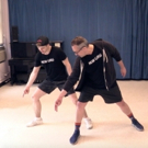 DANCE CAPTAIN DANCE ATTACK: Ben Goes Back to School with Brendon Stimson from MEAN GI Photo