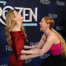 BWW TV: For the First Time In... Ever, Go Inside Opening Night of FROZEN on Broadway! Photo