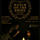 Head Trick Theatre Presents WATCH ON THE RHINE Photo