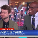 VIDEO: Daniel Radcliffe Gives Al Roker Tips Ahead of His Run in WAITRESS Video