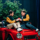 VIDEO: Ben Platt and James Corden Perform the 'Soundtrack to a Bromance'