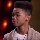 VIDEO: Teen R&B/Pop Singer Cam Anthony Wins Over SHOWTIME AT THE APOLLO Audience Video