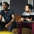 Photo Flash: Inside Rehearsal For BLOOD KNOT at Orange Tree Theatre Photo