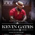 Kevin Gates Announces LUCA BRASI 3 TOUR