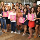 Photo Coverage: Plastics Go Vinyl! MEAN GIRLS Company Celebrates Cast Album Vinyl Release