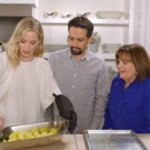 VIDEO: Lin-Manuel Miranda and Emily Blunt Cook Up a MARY POPPINS-Inspired Meal With Ina Garten