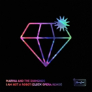 Neon Gold Releases the Clock Opera Remix of Marina And The Diamonds' Single 'I Am Not A Robot'