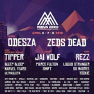 MINUS ZERO Festival Announces Complete Music Lineup for Fourth Annual Event April 6-8
