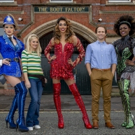 Photo Flash: KINKY BOOTS Cast Visits Wolverhampton's original Boot Factory Photos