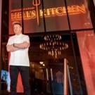 Gordon Ramsay Opens HELL'S KITCHEN Restaurant at Caesars Palace in Las Vegas