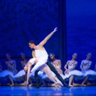 Photo Flash: First Look at Joffrey Ballet's SWAN LAKE