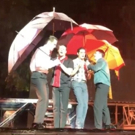 VIDEO: The Show Must Go On Despite The Muny's First Rainout of the Season at JERSEY BOYS