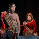 Photo Flash: Get A First Look at SEMIRAMIDE at the Met