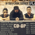 CO-OP Featuring Dash Cooper Announce Tour with FLAW + Debut Album Out This April