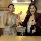 Backstage Bite with Katie Lynch: Shoshana Bean Toasts the New Year with Vanilla Bean  Video