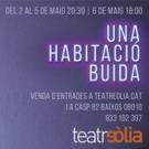 UNA HABITACIO BUIDA formará parte de la Mostra d'Intèrprets Emergents