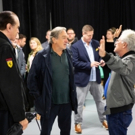 Photo Flash: In Rehearsal with De Niro, Palminteri, Zaks & the National Tour of A BRO Photo