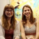 Ashleigh Ann Gardner, Monica Mulder of GHOST & FUNERAL PARTY Interview
