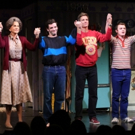 Photo Coverage: The Cast of TORCH SONG Takes Opening Night Bows