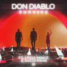 Don Diablo Joins Forces With Emeli Sandé and Gucci Mane on SURVIVE Photo
