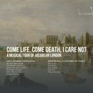 Parthenia Viol Consort Presents COME LIFE, COME DEATH, I CARE NOT - A Concert With Les Canards Chantants